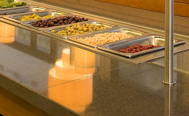 Commercial Countertops at Dessco